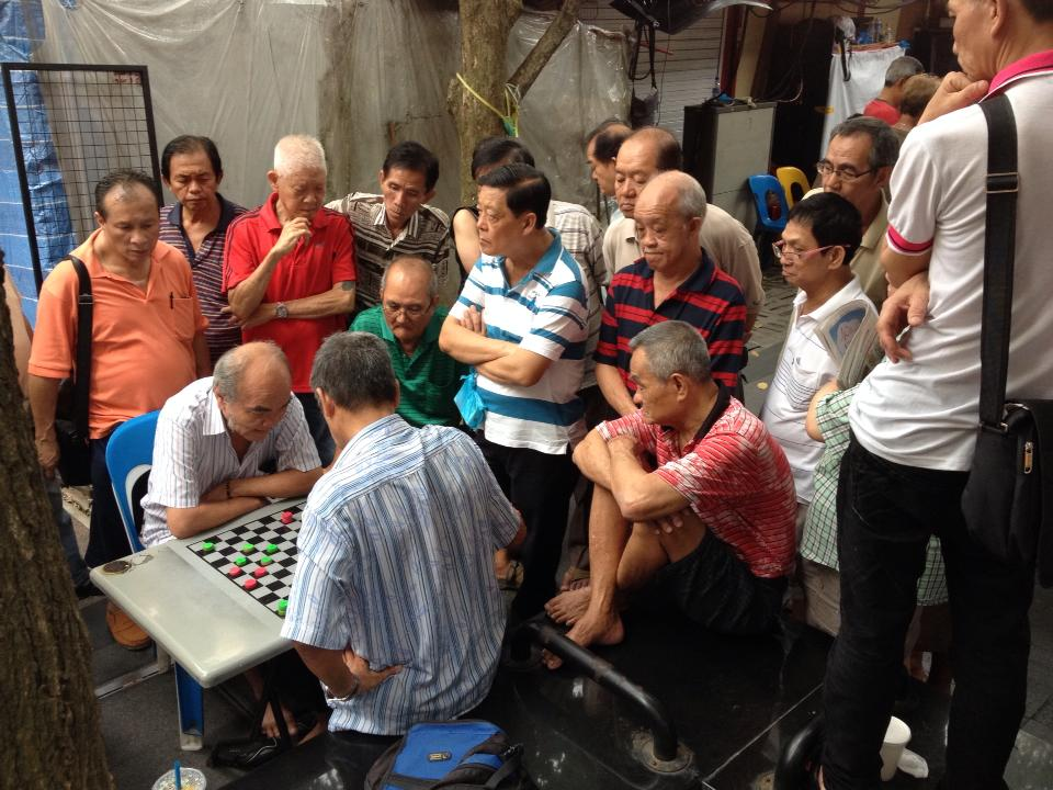 Photo Credits: https://upload.wikimedia.org/wikipedia/commons/d/d5/Elderly_Chinese_men_playing_draughts_in_Chinatown,_Singapore_-_2013.jpg