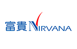 Nirvana Memorial Gardens Logo on The beautiful memories
