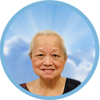 online obituary - display photo of late Mdm. Eng Ah Yea