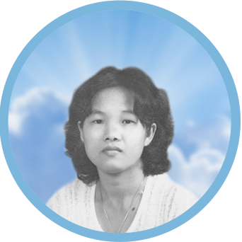 online obituary - display photo of late Mdm. Ng Siew Koon