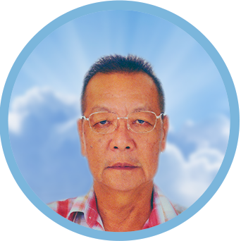 online obituary - display photo of late Mr. Choong Yoon Chiew 鍾远秋