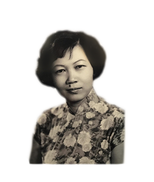 online obituary - display photo of late Mdm. Lee Kim Choo
