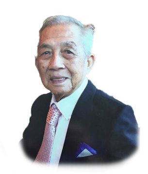 Late Mr. Lim Soon Chye masthead photo for online obituary on the beautiful memories