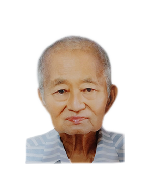 Late Mr. Tan Kak Wahat masthead photo for online obituary on the beautiful memories