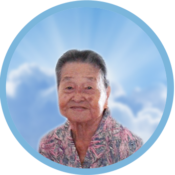 online obituary - display photo of late Mdm. Lim Kong Ing
