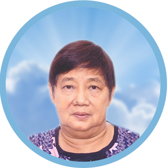 online obituary - display photo of late Mdm. Ng Geok Heong