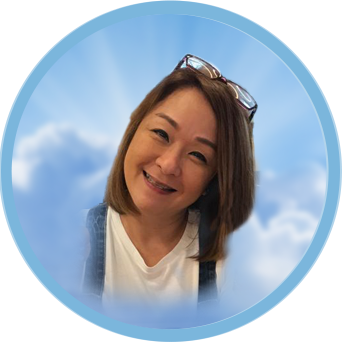 online obituary - display photo of late Ms Jessica Teo