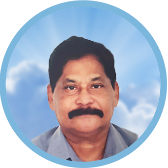 Online Obituary & Memorial Page Display Image of the Late Mr. Krishnan
