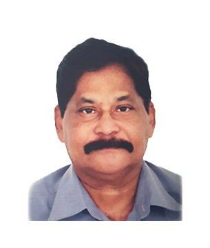 Online Obituary & Memorial Page Masthead Image of the Late Mr. Krishnan