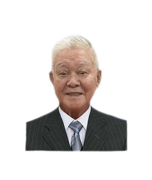 Late Mr. Ng Peck Heng masthead photo for online obituary on the beautiful memories