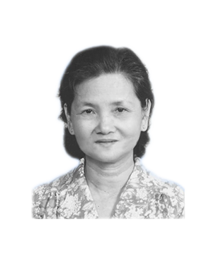 Late Mdm. Tay Swee Cheng masthead photo for online obituary on the beautiful memories