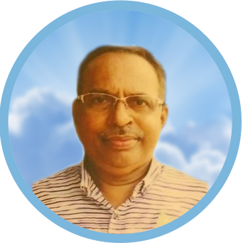 Online Obituary & Memorial Page Display Image of the Late Kurunathan