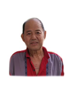 Late Mr. Ho Sin Phin masthead photo for online obituary on the beautiful memories