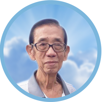 online obituary - display photo of late Mr. Chua Tiong Bin