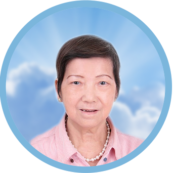online obituary - display photo of late Mdm. Loh Lye Chun