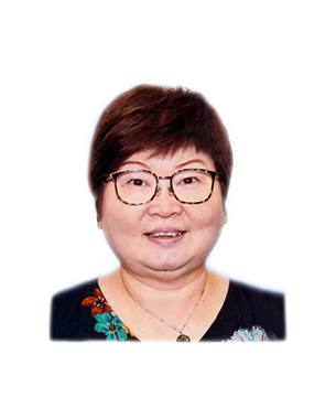 Late Mdm. Wong Lye Yuet masthead photo for online obituary on the beautiful memories
