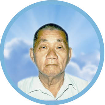 online obituary - display photo of late Mr. Khoo Kim Leong