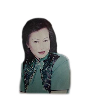 Late Mdm. Ong Kim Lian masthead photo for online obituary on the beautiful memories