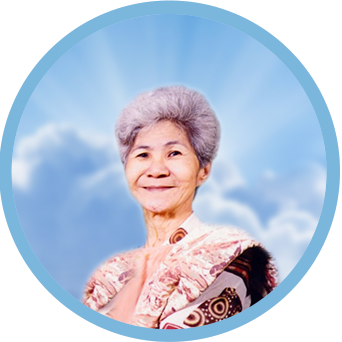 online obituary - display photo of late Mdm. Koh Puay Hiang