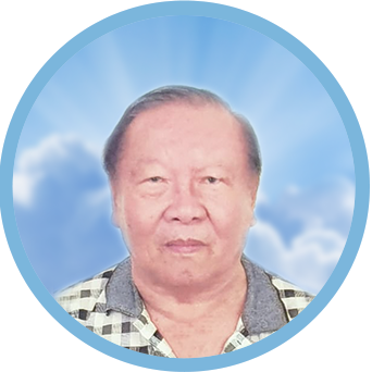 online obituary - display photo of late Mr. Pang Mook Cheong