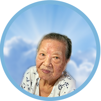 online obituary - display photo of late Mdm. Tay Ah Buoy