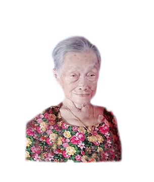 Late Mdm. Ching Fook Ngeong masthead photo for online obituary on the beautiful memories