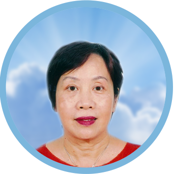 online obituary - display photo of late Mdm. Lie Lei Keng