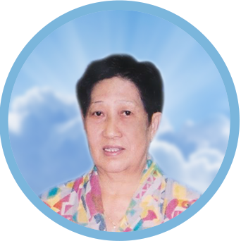 online obituary - display photo of late Mdm. Lim Tong Hoi