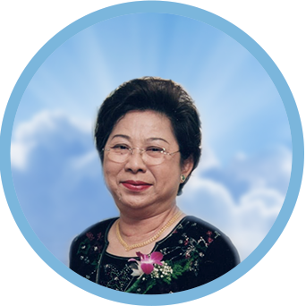 online obituary - display photo of late Mdm. Loh Siew Bee
