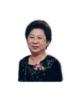 Late Mdm. Loh Siew Bee masthead photo for online obituary on the beautiful memories