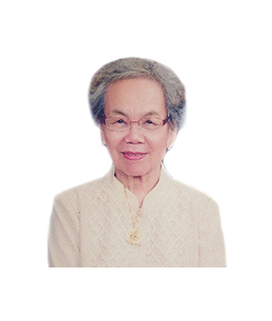 Late Mdm. Ng Bee Lian 吳美蓮 (萧玖英) masthead photo for online obituary on the beautiful memories