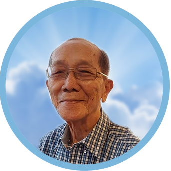online obituary - display photo of late Mr. Ho Wah Tong