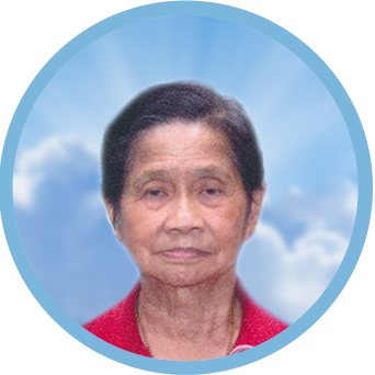 online obituary - display photo of late Mdm. Loh Poh Keng