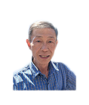 Late Mr. Soh Seng Hwee masthead photo for online obituary on the beautiful memories