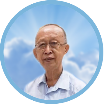 online obituary - display photo of late Mr. Lee Leng Chong @ Lee Leng Choy