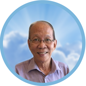 online obituary - display photo of late Mr. Yip Chee Keong