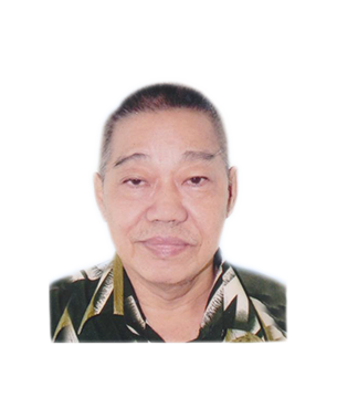 Late Mr. Ho Kah Khee masthead photo for online obituary on the beautiful memories
