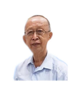 Late Mr. Lee Leng Chong @ Lee Leng Choy masthead photo for online obituary on the beautiful memories