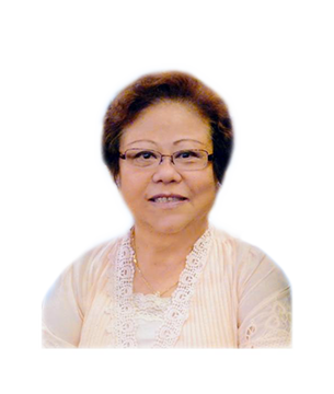 Late Mdm. Soh Woon Geok masthead photo for online obituary on the beautiful memories