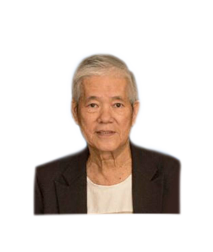 Late Mr. Tan Hock Qik masthead photo for online obituary on the beautiful memories