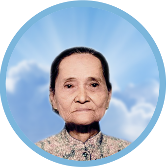 online obituary - display photo of late Mdm. Tan Tew