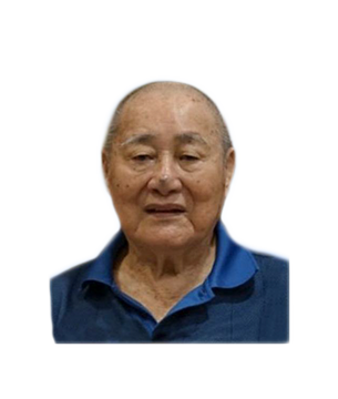 Late Mr. Chia Bok Seng masthead photo for online obituary on the beautiful memories