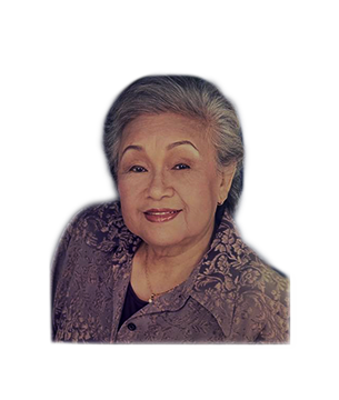 Late Mdm. Chng Lay Cheow masthead photo for online obituary on the beautiful memories