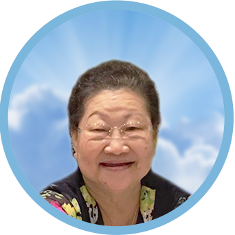online obituary - display photo of late Mdm. Lim Kah Eng