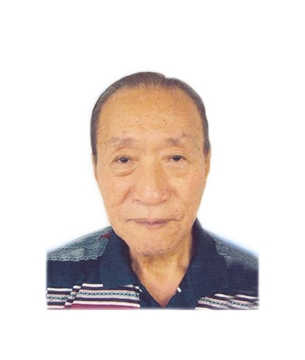 Late Mr. Ang Teng Kong 洪鼎光 masthead photo for online obituary on the beautiful memories