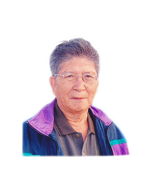 Late Mr. Koh Cheng Kwan masthead photo for online obituary on the beautiful memories