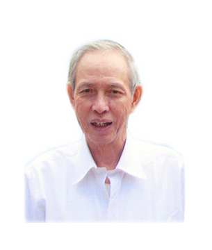 Late Mr. Wahyu Wijaya masthead photo for online obituary on the beautiful memories