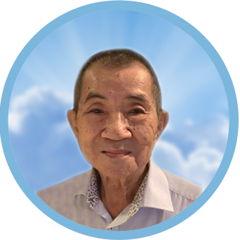 online obituary - display photo of late Mr. Chong Loon Kam