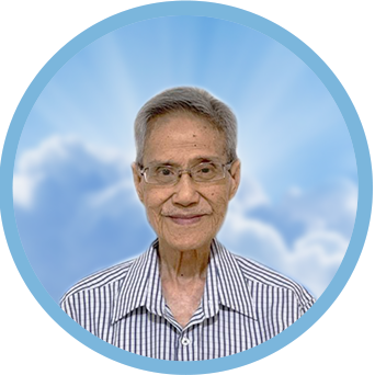 online obituary - display photo of late Mr. Chua Khin Wah