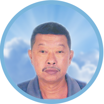 online obituary - display photo of late Mr. Juay Boon Lee